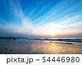 岩屋海岸の夕暮れ【福岡県】 54446980