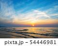 岩屋海岸の夕暮れ【福岡県】 54446981