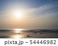 岩屋海岸の夕暮れ【福岡県】 54446982