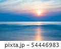 岩屋海岸の夕暮れ【福岡県】 54446983