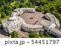 Aerial view of Pavlovskiy Dvorets 54451797