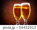 ビールで乾杯 54452013