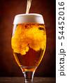 ビールで乾杯 54452016