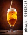 ビールで乾杯 54452018