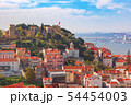 Historical centre of Lisbon on sunny day, Portugal 54454003