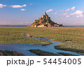Mont Saint Michel, Normandy, France 54454005