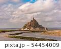 Mont Saint Michel, Normandy, France 54454009