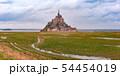 Mont Saint Michel, Normandy, France 54454019