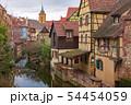 Christmas Little Venice in Colmar, Alsace, France 54454059