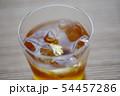 お茶 麦茶 新茶 夏 氷 アイス ソフトドリンク 飲み物 ドリンク 冷たい 季節 54457286
