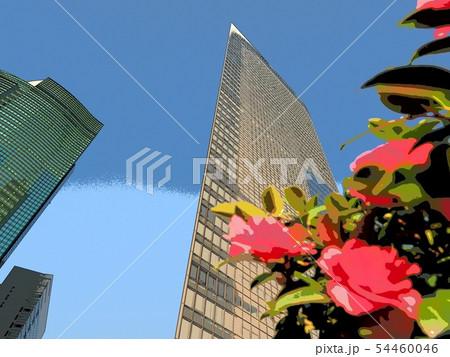 高層ビル 54460046