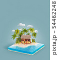 Travel and vacation concept 54462248