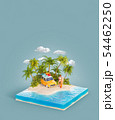 Travel and vacation concept 54462250