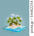 Travel and vacation concept 54462254