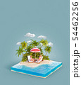 Travel and vacation concept 54462256