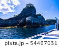 (静岡県)堂ヶ島・洞窟巡り 船上から見る堂ヶ島 54467031