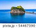 (静岡県)堂ヶ島 瀬浜海岸・三四郎島 トンボロ 54467390