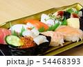寿司弁当 54468393