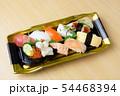 寿司弁当 54468394