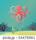 giant octopus 54476961