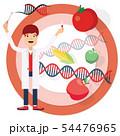 Research laboratory DNA 54476965
