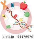 Research laboratory DNA 54476970