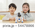 Children's education, elementary school, learning and caring concept 127 54478866