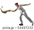 プレイヤー プレーヤー 男の写真 54497232