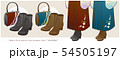 袴に合わせやすいブーツ 54505197