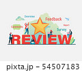 Customer's giving five star rating. User feedback  54507183