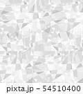 背景素材 ステンドグラス モノクロ 54510400