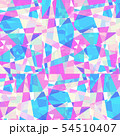 背景素材 ステンドグラス 54510407
