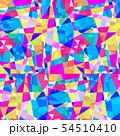 背景素材 ステンドグラス 54510410