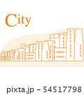 Urban landscape Buildings. City panorama. 54517798