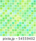 タイル風 パターン(みどり) 54559402