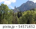 ノイシュヴァンシュタイン城 白鳥城 ドイツ ヨーロッパ 54571652