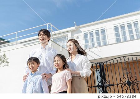 家族、マイホーム 54573384