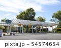 電気自動車の充電スタンド 54574654