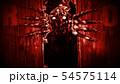 Enraged zombie monster opens bunker doors and 54575114