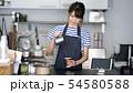 カフェ店員 54580588