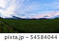 筑波山から宝篋山夕景 54584044