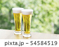 ビール 54584519