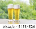 ビール 54584520