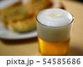 ビール グラスビール ギョウザ 餃子 酒 beer 泡 アルコール 宇都宮餃子 晩酌 飲食 54585686