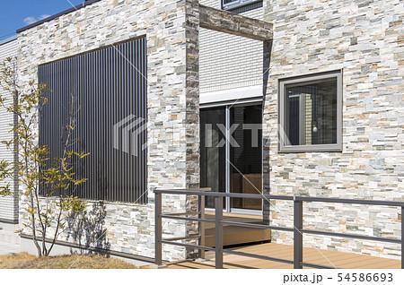 【建築イメージ】新築の外観 54586693