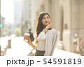 女性 ビジネスウーマン 人物の写真 54591819