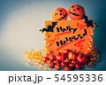 ハロウィン 54595336