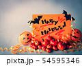 ハロウィン 54595346