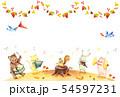 動物の音楽隊 秋 54597231