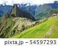 マチュピチュ遺跡(ペルー) 54597293